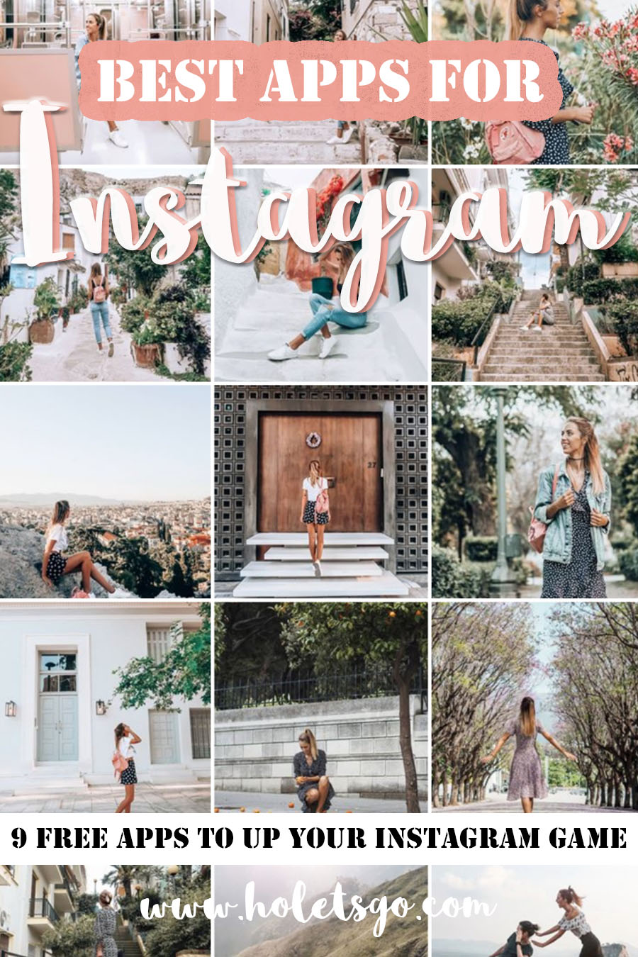 HOW TO GROW ON INSTAGRAM · 9 Free Apps To Help You Grow On Instagram